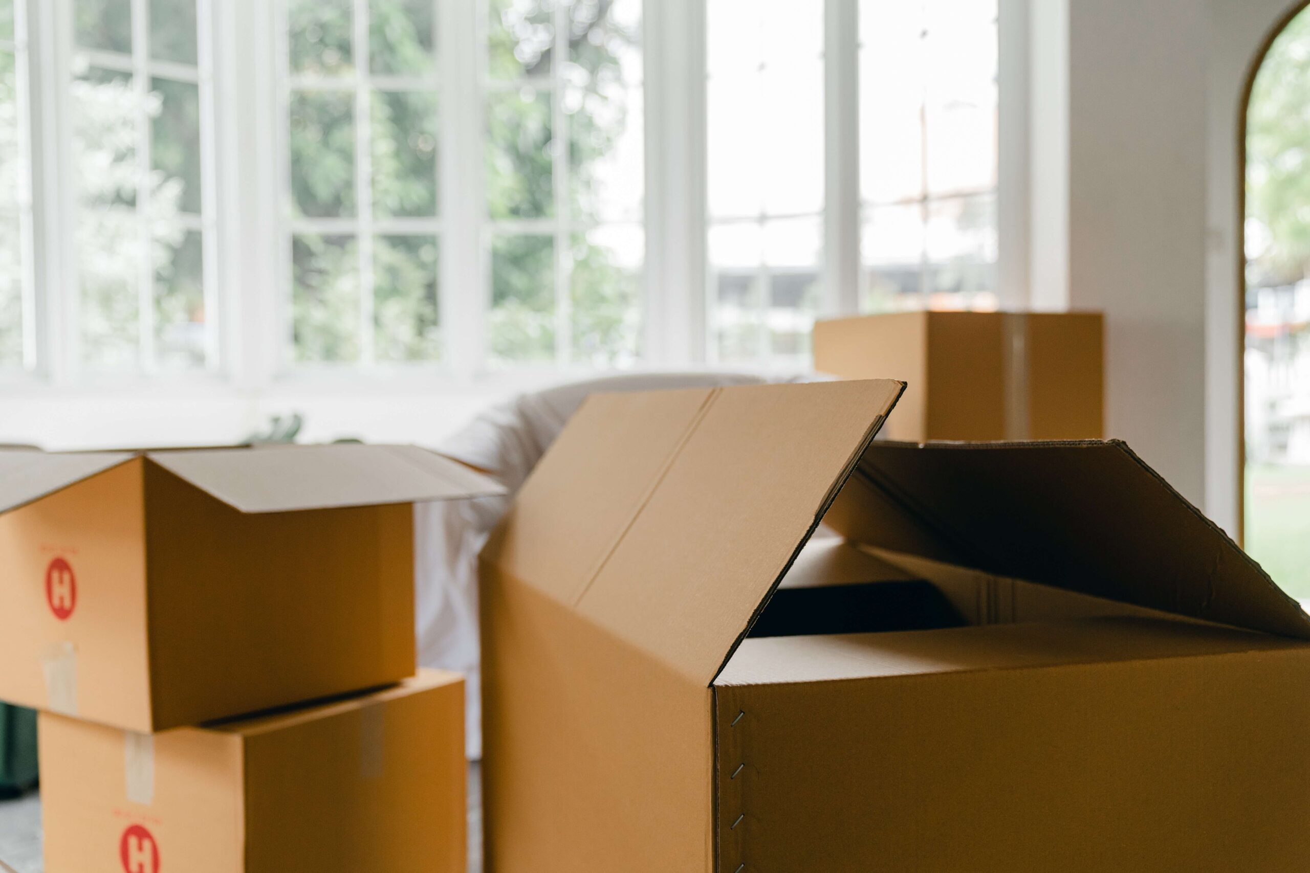 considerations when moving in